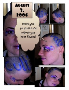 GlitterGirl Bald: Cultivate